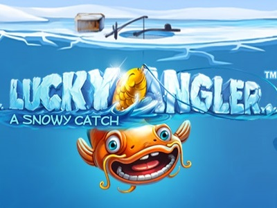 Lucky Angler: A Snowy Catch - Rizk Casino
